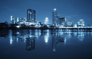 Austin-blue-night-view
